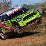 Valeriy Gorban era el único Mini en competición