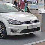 Volkswagen Golf GTE - El foco de las miradas