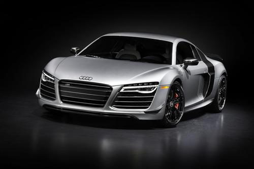 Audi R8 Competition - frontal