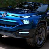 Fiat FCC4 concept - delantera