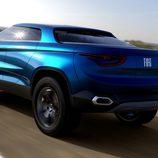 Fiat FCC4 concept - back