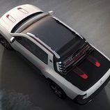 Renault Oroch concept - aérea