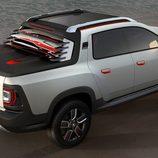 Renault Oroch concept - zaga