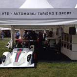 ATS stand