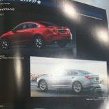 Filtrado Mazda 6 restyling 2015 - Trasera