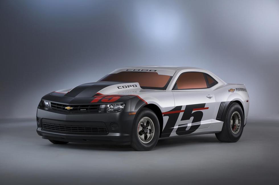 Chevrolet 2015 COPO Camaro - Frontal
