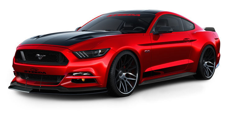 Steeda Ford Mustang 2015