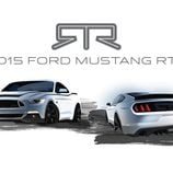 Ford Mustang RTR teaser 1