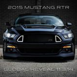 Ford Mustang RTR teaser 2