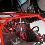 Toyota Camry Dragster - detalle interior