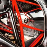 Toyota Camry Dragster - interior