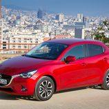Nuevo Mazda 2 - Romper con lo establecido