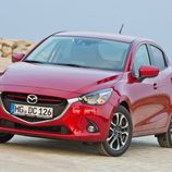 Nuevo Mazda 2 - 3/4 frontal izquierdo