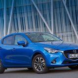 Nuevo Mazda 2 - 3/4 frontal derecho