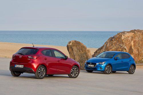 Nuevo Mazda 2 - Descubre sus detalles