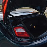 Prueba: Opel Cabrio - Detalle acceso maletero con capota abierta