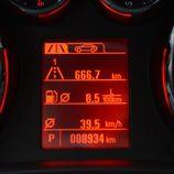 Prueba: Opel Cabrio - Funciones ordenador de abordo