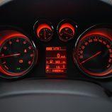 Prueba: Opel Cabrio - Cuadro de instrumentos