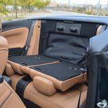 Prueba: Opel Cabrio - Asientos traseros abatidos