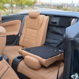 Prueba: Opel Cabrio - Un asiento trasero abatido