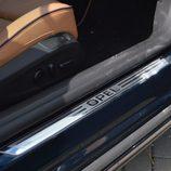 Prueba: Opel Cabrio - Umbral de puerta