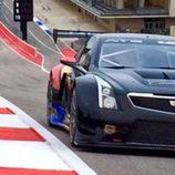 Cadillac ATS-VR - circuito