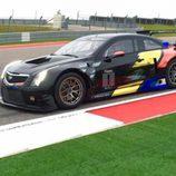 Cadillac ATS-VR - lateral
