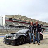 Cadillac ATS-VR - team