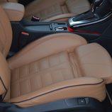 Prueba: Opel Cabrio - Asiento extendido