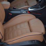 Prueba: Opel Cabrio - Asiento sin extender