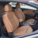 Prueba: Opel Cabrio - Asientos delanteros