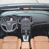 Prueba: Opel Cabrio - Tablero de abordo