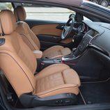 Prueba: Opel Cabrio - Interior