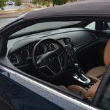 Prueba: Opel Cabrio - Observamos su interior