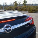 Prueba: Opel Cabrio - Tercera luz de freno encendida