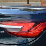 Prueba: Opel Cabrio - Luces traseras