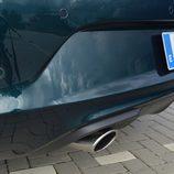 Prueba: Opel Cabrio - cola de escape