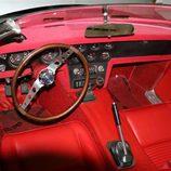 Pontiac Banshee I - interior