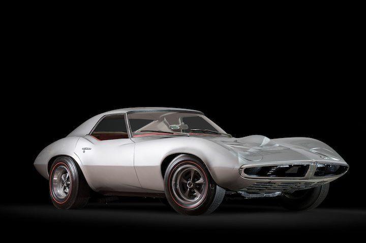 Pontiac Banshee I  de 1964
