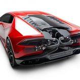Undergraound Racing Lamborghini Huracan Twin-turbo - piezas