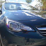 Prueba: Opel Cabrio - Diseño del faro