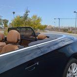 Prueba: Opel Cabrio - Detalle deflector de aire