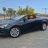 Prueba: Opel Cabrio - Deflector de aire