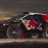Red Bull y Total ponen sus colores en el 2008 DKR