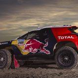 Total tiene mucho peso en el Peugeot 2008 DKR