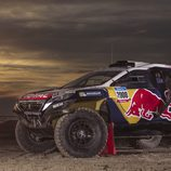 El regreso de Peugeot al Dakar