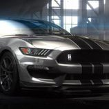 Ford Shelby Mustang GT 350 - front