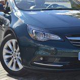 Prueba: Opel Cabrio - Detalle frontal