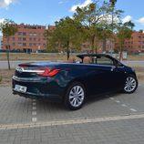 Prueba: Opel Cabrio - Trasera sin capota
