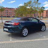 Prueba: Opel Cabrio - Trasera con capota